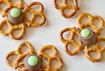 Cooking with Kids - St. Patrick's Day / St. Patrick's Day recipes for cooking with kids.  / by My Little Me