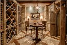 Homeadverts | Wine Cellars / luxurious wine cellars and wine room designs from the Homeadverts.com luxury real estate portfolio.