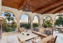 Homeadverts | Outdoor Living / Outdoor living and gardens from the Homeadverts.com luxury real estate portfolio.