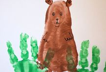 KIDS - Groundhog Day Crafts & Activities / Groundhog Day crafts for kids / by My Little Me