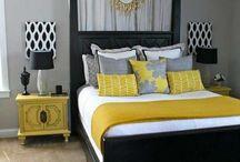 bedroom / by Agnieszka Hollis