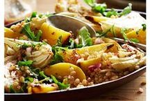 Dinner Salads That Dazzle / Dinner: Exciting tastes and exotic flavours make the holidays feel new again.