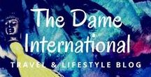 TheDameInternational.com / Post from my travel and lifestyle blog thedameinternational.com