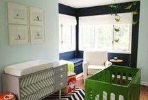 Nursery  / by Cortney Perry