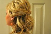 hair / by Katie Burk