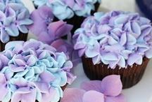 Cakes and Cupcakes...yummm / by Treva Arrington