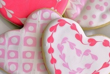 Cookies, Candy and Sweet Treats / by Treva Arrington