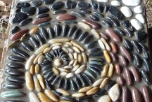 Mosaics in stone, tile and glass / by Treva Arrington
