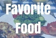 Favorite Foods! / A variety of delicous recipes