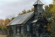 Old or neat Churches / by Shelia Coogler Muse