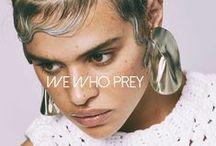 WE WHO PREY JEWELRY / We WHo Prey jewelry made in NY by Linda Smyth