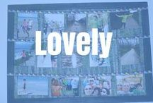 "Lovely / A variety of things I find ""lovely"" to know."