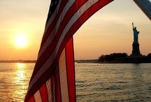 America The Beautiful / by Irene Marino