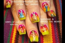 Nail Art Tutorials  / by Miss Professional Nail
