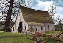 Barns / by Kit Emigh Ream