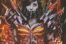 Queen of SpOoKs (aubirdy) auf Pinterest