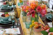Celebrate :: Holidays / Home Decorating inspiration for holiday time of any kind