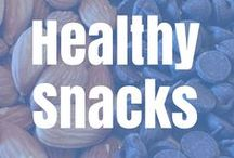 Healthy Snacks / Healthy snack choices to keep you strong, full and healthy. Smart choices that will not destroy your diet.