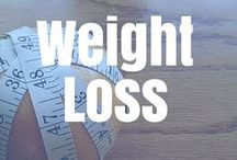 Weight Loss Tips / FInd ways to cut the calories, lose the fat but still enjoy life.