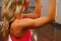 fitness / by Katie Burk