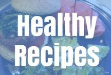 Healthy Recipes / Healthy choices in food for breakfast, lunch and dinner to help you lose weight and still be delicious.