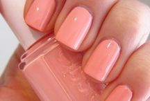 Nail ideas for Sky and I / by Amy Franklin