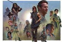 The Walking Dead / My favorite show on T.V / by Shelia Coogler Muse