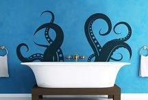 Bathroom redesign / by Gianna Louise
