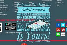 Join OneLife With +3.2 Million Members Global #money / We are Dedicated to Inspiring and Empowering YOU to Learn The Power Of Digital Money Imagine owning a currency that APPRECIATES in value instead of one that depreciates....  The Power of Knowledge     Join The Financial Revolution Now  http://bit.ly/onecoin4u #you #free #global #wealth #presenters #meetings #money #work #hard #build #teams #China #Europe #Asia #Africa #Egypt #Thailand #unlimited #income #weekly #Facebook #Twitter #Instagram #YouTube #mlm #networking #welcome #ThankYou #instagram   Register for FREE! Or Upgrade If You Can For Weekly Money! http://www.onelife.eu/signup/onecoin4u  IF FROM USA JOIN THIS MASSIVE! http://www.moneyforu.ipronetwork.com