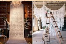 Wedding :: DIY / DIY Projects worth trying to give your wedding that personalized magic touch!