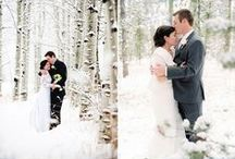 Wedding :: Winter / Winter weddings are full of magic - be inspired by dreams of white weddings!