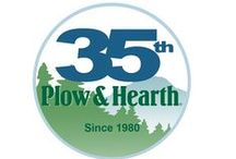 35th Anniversary Sale Event! / Join us as we celebrate 35 years of bringing you unique, high-quality products for your home, hearth and garden! / by Plow & Hearth