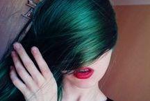 Cabelo Verde