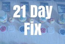 21 Day Fix / Meals keeping it healthy and ready for your meals.