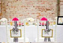 Wedding :: Stripes & Polka Dots