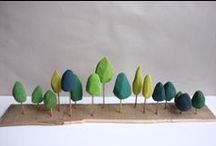 Figures for architectural models