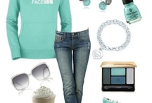 My Style Pinboard / by Torie Mickley