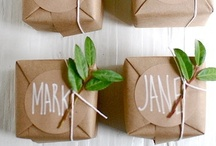 Pretty Packaging / by Abbie Florence