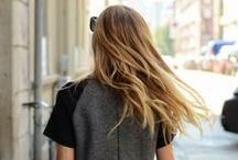 hair / by Joanna S
