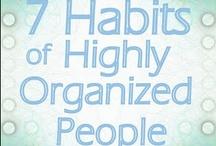 Organization / by Mindy Morgan