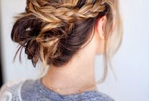 hairdressing. / hairstyles, ideas, colors, and just lovely pictures of people's hair. :)