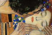 Artist / Klimt, Gustav / by Cheryl Webb