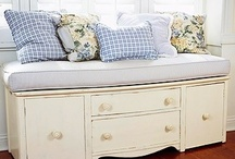 DIY Projects For The Home / by Marybeth Moleski
