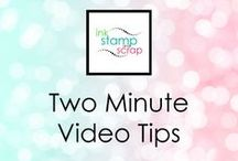 Two Minute Tip Videos