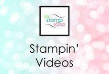 Stampin' Videos