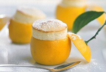 The Dessert Cart / Desserts I've made | Desserts I love | Desserts I want to eat