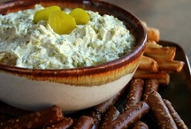 Dip It...Dip It Good! / All kinds of good Dips, Sauces, & Dressings.  / by Jina