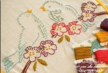 Crochet & Needlework / by Mindy Morgan