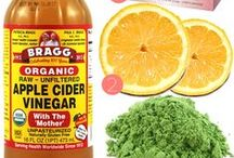 Healthy, organic, or herbal  hints