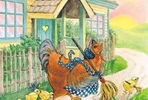 LIttle Red Hen / by Mindy Morgan